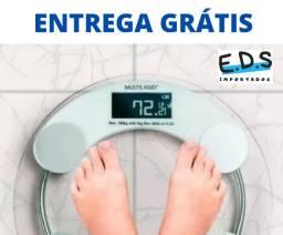 Balança Digital pra Pesar Pessoas Controle de Peso Até 180kg (Preço de OLX Pay
