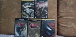 Jogos Super novos de conservados de GameCube