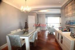Título do anúncio: Apartamento com 3 dormitórios à venda, 180 m² por R$ 1.560.000,00 - Gonzaga - Santos/SP