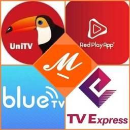 Unitv - Redplay tv - Tv exepress - My family