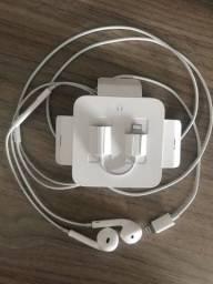 Fone de ouvido original IPhone 7