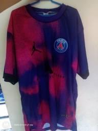 Vendo blusa do psg nova
