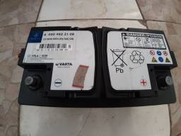 Bateria AGM, 80 amperes usadinha, com garantia de 3 meses por 250
