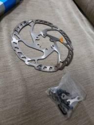 Disco de Freio Shimano SLX 160mm Parafusado