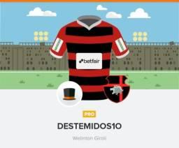 Vendo time Destemidos
