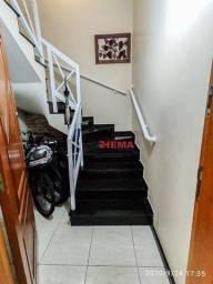 Título do anúncio: Village com 3 dormitórios à venda, 152 m² por R$ 750.000,00 - Macuco - Santos/SP