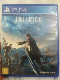 Jogo oara Ps4 Final Fantasy 15 XV