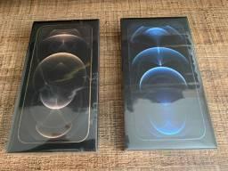 Loja Física!! iPhone 12 Pro Max 256gb Preto, Azul ou Gold (Dourado) <<<Novos>>>