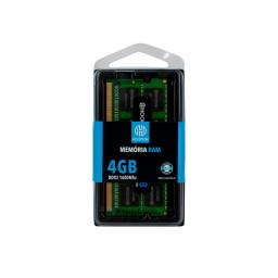 Memória Ram Notebook DDR3 4G 1600Mhz Hoopson - Loja Natan Abreu