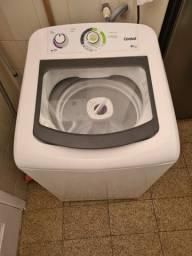 Lavadora de Roupas Máquina de Lavar Consul 9Kg Branca CWB09 110V
