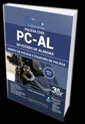 Apostila polícia civil Alagoas