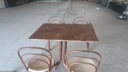 Mesas pra lanchonete