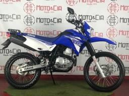 Yamaha XTZ Lander 250 2018 2019 Azul