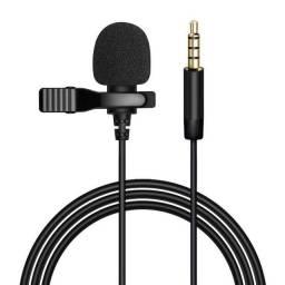 Microfone Lapela Profissional (NOVO)
