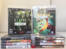 Combo jogos PlayStation 3