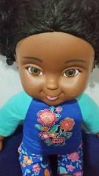 Boneca Afro Americana 38cm