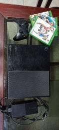 Xbox one fat e aceito troca Xbox séries S- leia descrição