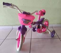 Título do anúncio: Bike Rosa / Entrego