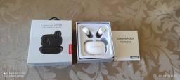 Fone de ouvido Bluetooth Lenovo H301 TWS