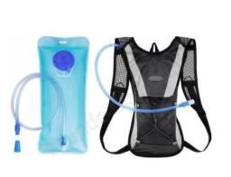 Mochila Hidratacao Impermeavel Bolsa D`agua Bike 2 Litros