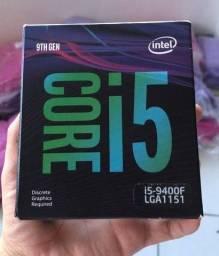 Processador Intel I5-9400f