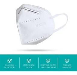 Caixa 25 máscaras KN95  importada promoção