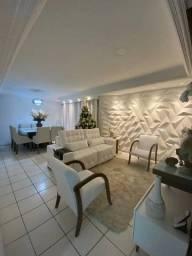 Apartamento para venda ou troca possui 112 metros quadrados com 4 quartos em Tambaú - João