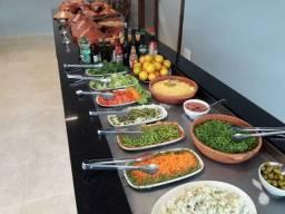 Buffet Refrigerado e Aquecido - Restaurante e Lanchonete