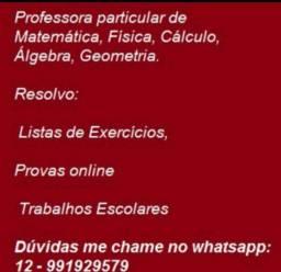Professora Particular !!