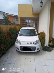 Fiat Uno 1.0 2014 único dono