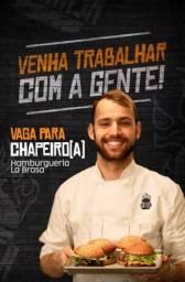Título do anúncio: Oportunidade, Vaga para Chapeiro