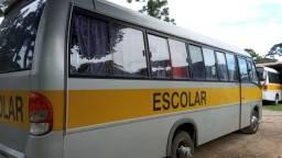 Troco ônibus escolar 2011 por carreta 30 pallets acima de 2012