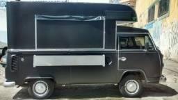 Kombi food truck nova