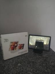 Amplificador De Tela De Celular 3d Com Proteção Para Tela De Vídeo