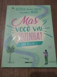 Livro mais você vai sozinha? - Gaia Passarelli