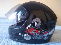 Vendo capacete infantil