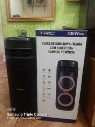 Caixa de som Aplificada TRC