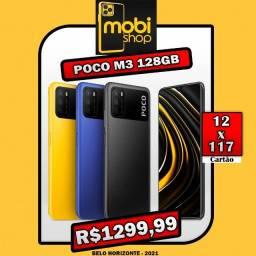 Xiaomi Poco M3 128GB Global / Ganhe Brinde