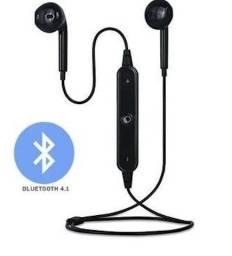 Fone Bluetooth Sem fio ZDS-S6 - Preto ou Branco