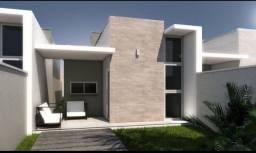 Casa para venda com 64 m² com 2 quartos em Mangabeira - Eusébio - CE