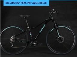 Título do anúncio: Bicicleta Aro 29 Elleven Belle 21v Feminina