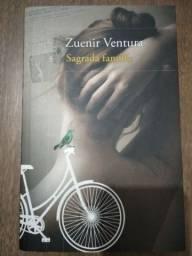 Livro Sagrada Família - Zuenir Ventura