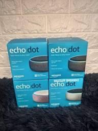 Alexa Amazon Echo Dot (3° geração) Smart Speaker Original