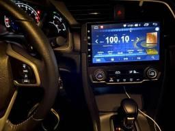 Central Multimidia Android Honda Civic 2019/2019