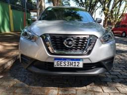 Nissan kicks 1.6 s cvt carro impecável com apenas 8.500 km único dono