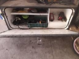 Cozinha para carreta