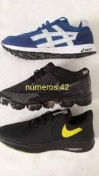 Tênis excelente marca e qualidade e conforto n.42