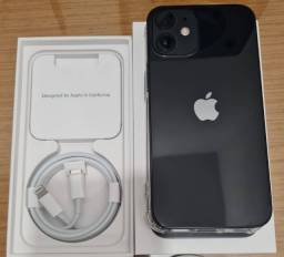 Iphone 12 mini 64gb Preto - Open Box (Leia todo o Anúncio)