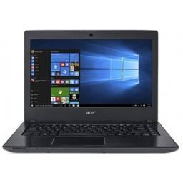 """Notebook Acer Aspire E5-475-76C9 Intel Core i7 7500U 14"""" 8GB HD 1 TB 7ª Geração Windows 10"""