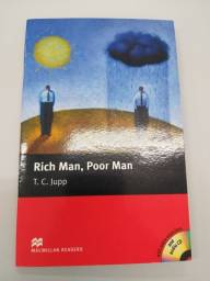 Rich Man Poor  Man livro com CD